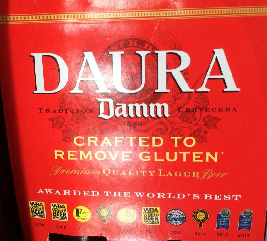 Estella Damm Daura Gluten Free