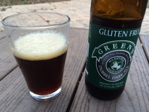 Green's Glutenfree Doubel Ale