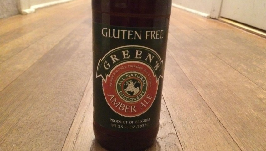 Discovery Gluten free Amber Ale