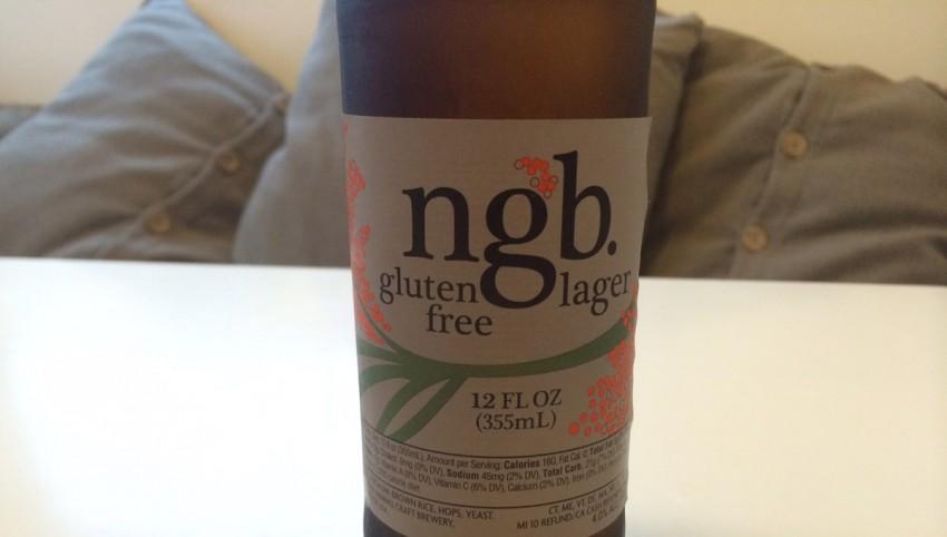 NGB -Trader Joe's Gluten Free beer