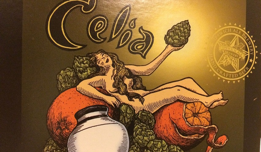 celia gluten Free beer 6 pack box